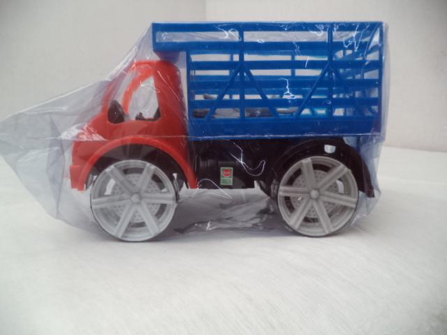 Carrito camion de carga
