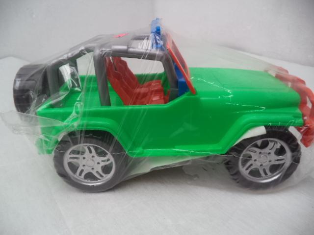 Carrito jeep